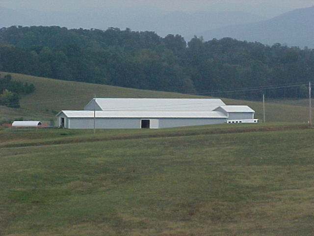 Picture of our Farm Located in Greeneville, Tennessee